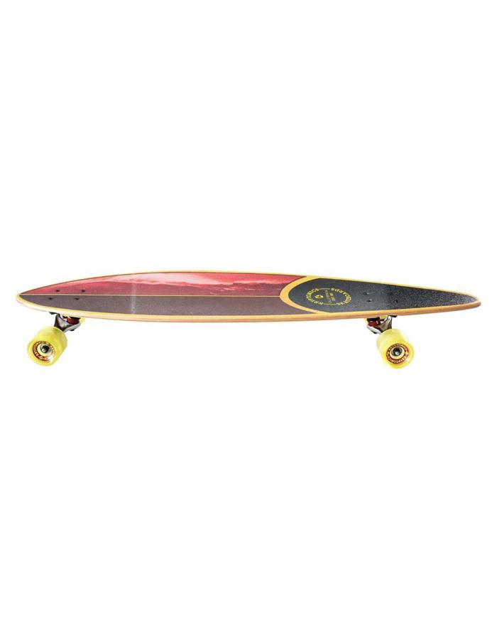 Kryptonics longboard