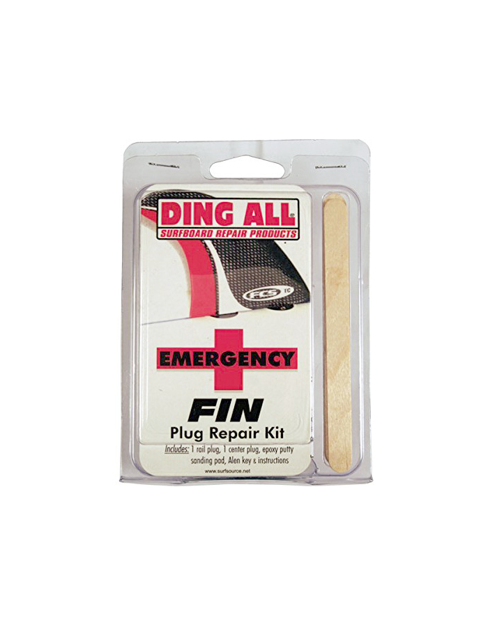DING ALL EMERGENCY FIN KIT RIPARAZIONE PINNE FCS
