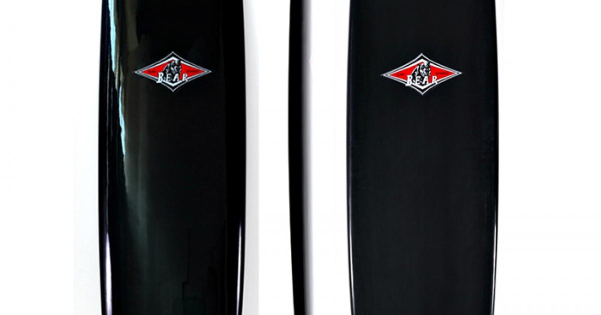 Bear Longboard Atomic single fin New models, Buy online
