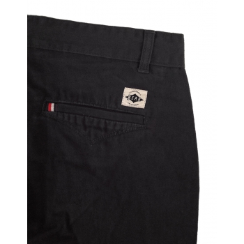 BEAR SURFBOARDS CHINO TROUSER BLACK