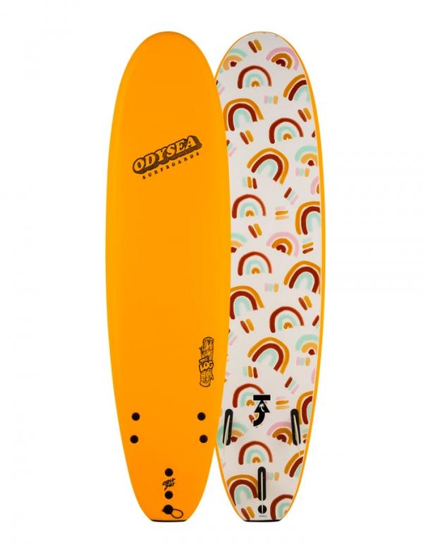 CATCH SURF SOFT ODYSEA LOG X TAJ BURROW PRO SOFTBOARD PILSNER
