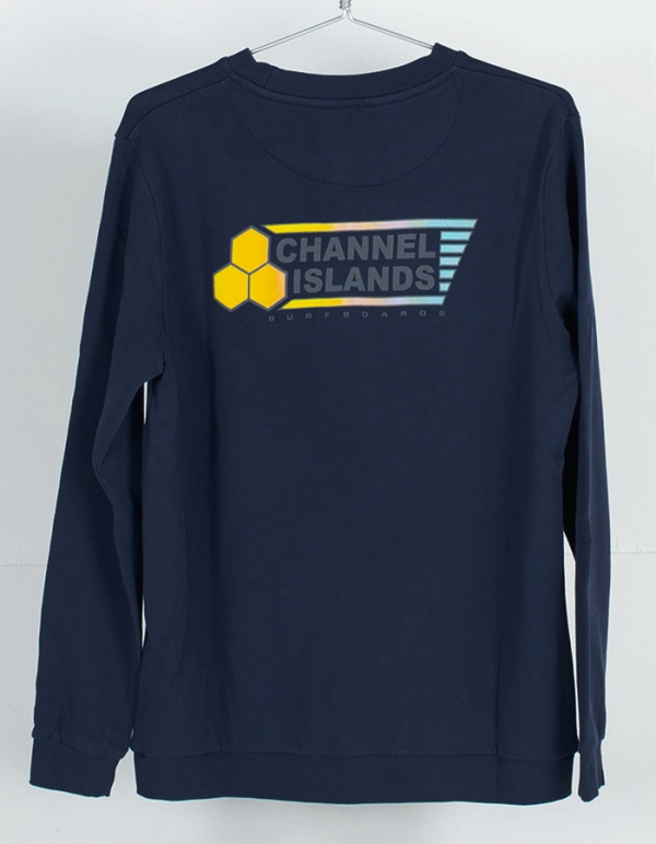 CHANNEL ISLANDS CLOTHING OG FADE CREW