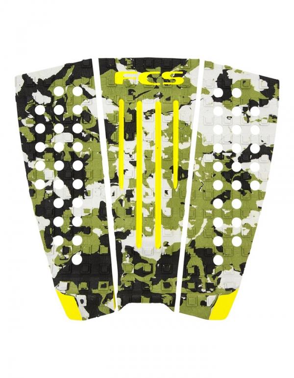Fcs Grip By Julian Wilson Tailpad Athlete Series Black Orange