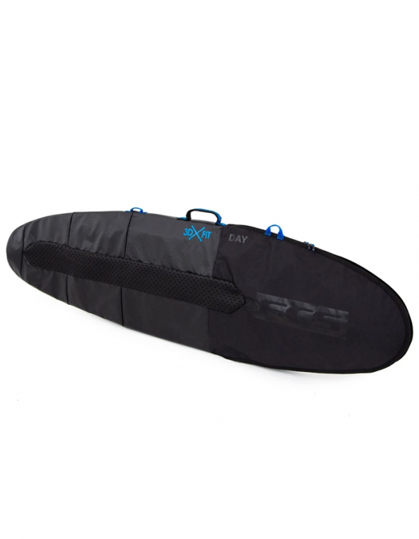 FCS SURFBOARD COVER SINGLE 6'0'' FUNBOARD 3DXFIT DAYRUNNER