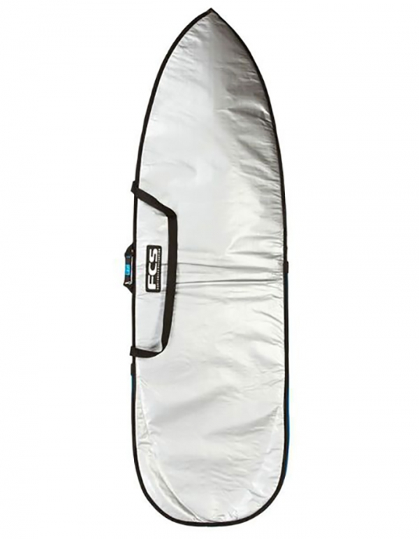FCS SURFBOARD COVER SINGLE 6'7'' FISH/FUNBOARD CLASSIC