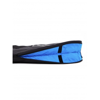FCS SURFBOARD COVER SINGLE 7'0'' DAY FUNBOARD 3DXFIT BLACK