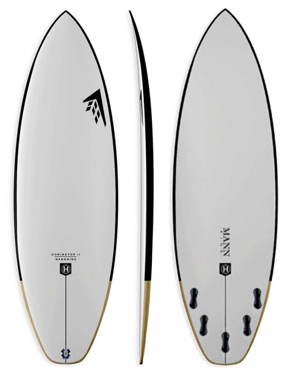 FIREWIRE DOMINATOR II MANNKINE SURFBOARDS FUTURES FINS