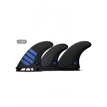 "FUTURES FINS F6 ALPHA F6-QD2 400 (1/2"") 5FIN MEDIUM"