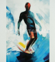 GANADU SURF ART LIMITED EDITION PRINT #2