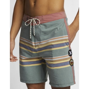 HURLEY PENDLENTON BADLANDS BEACHSIDE BOARDSHORT 18""
