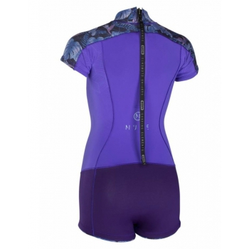 ION MUSE SHORTY SS 1.5 BACK ZIP