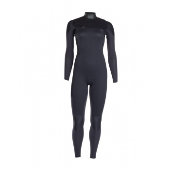 ION WETSUIT TRINITY ELEMENT SEMIDRY 5/4 DL FRONT ZIP 2019