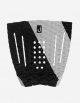 JUST TAIL PAD BLACK AND GREY 3 PIECE