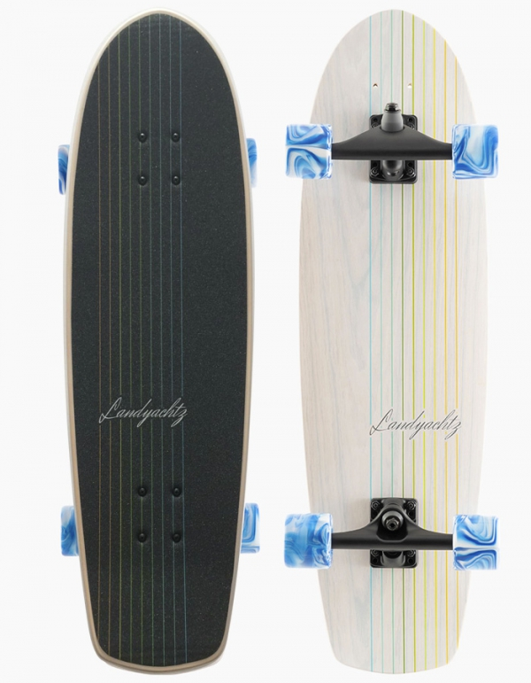"LANDYACHTZ 31.2"" SURFSKATE"