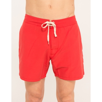 LIGHTNING BOLT PLAIN CRANE BOARDSHORT
