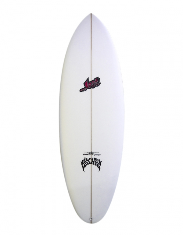LOST PUDDLE JUMPER ROUND PIN SHORTBOARD 5'8""