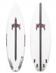 "LOST SURFBOARDS RAD RIPPER 5'9"" LIGHT SPEED 5 FINS FCSII"