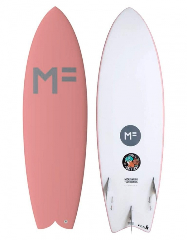 MICK FANNING SOFTBOARDS CATFISH CORAL