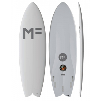 MICK FANNING SOFTBOARDS CATFISH WHITE