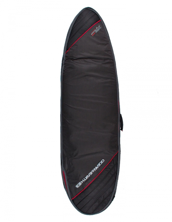 OCEAN & EARTH BARRY BASIC SHORTBOARD BOARD DOUBLE COVER 6'0""