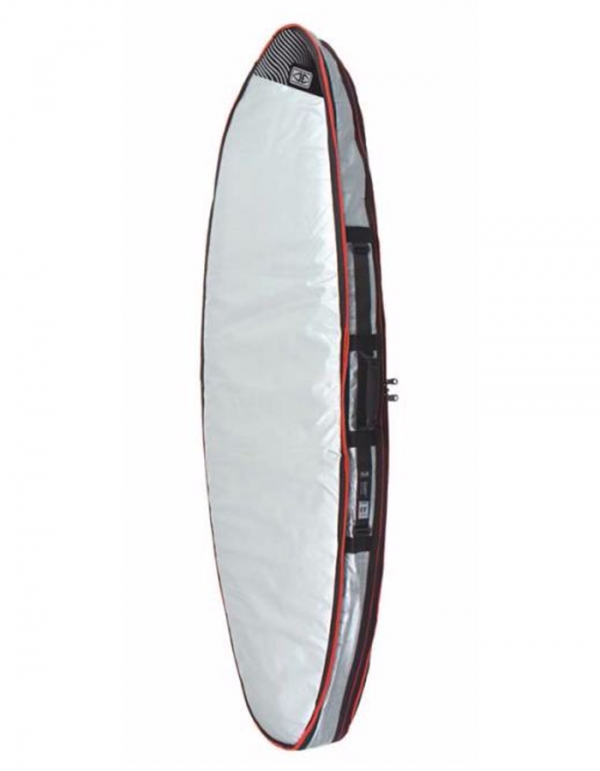 OCEAN & EARTH BARRY BASIC SHORTBOARD BOARD DOUBLE COVER 6'4""