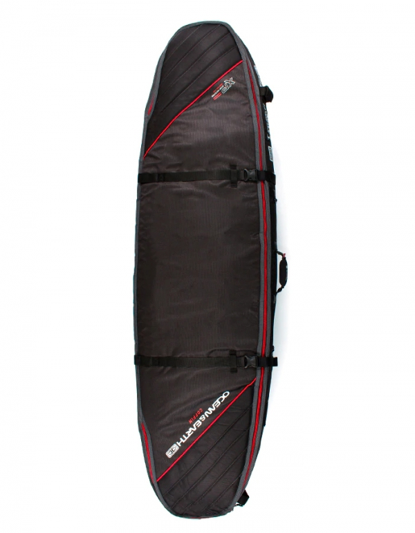 OCEAN & EARTH DOUBLE COFFIN SHORTBOARD COVER 8'0""