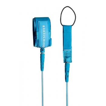 QUICKSILVER LEASH 6' TRESTLES 7 mm. BLUE