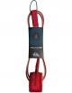 QUIKSILVER LEASH 6' TRESTLES PRO 6 mm. ULTRA-LIGHT RED