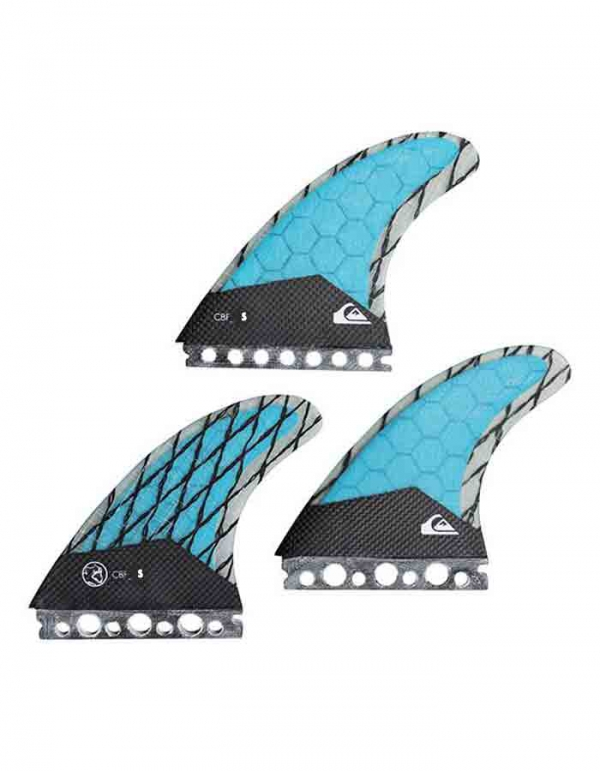 FUTURES FINS JHC JORDY SMITH HONEYCOMB THRUSTER SMALL
