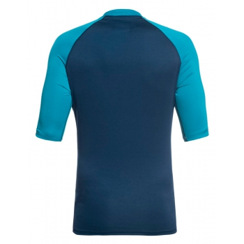 QUIKSILVER ALWAYS THERE SHORT SLEEVE UPF 50