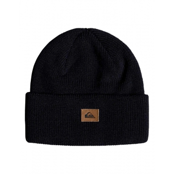 QUIKSILVER PERFORMED BEANIE BARN RED HEATHER