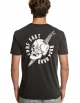 QUIKSILVER T-SHIRT SKULLED
