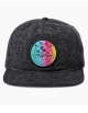REEF TROPICS HAT BLACK