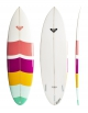 "ROXY EGG 6'2"" SURFBOARDS"