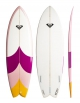 "ROXY FISH 5'10"" SURFBOARDS"