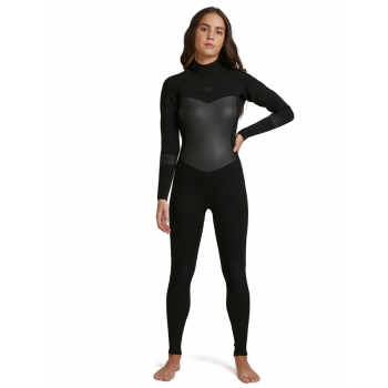 ROXY 4/3 SYNCRO SEIRES BACK ZIP WETSUIT WOMENS