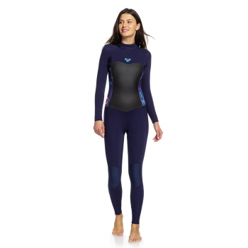 ROXY 5/4/3 SYNCRO SEIRES BACK ZIP WETSUIT