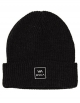 RVCA WASHED BEANIE BLACK