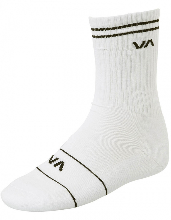 RVCA UNION SKATE CREW SOCKS