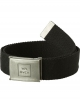 RVCA FALCON WEB BELT BLACK