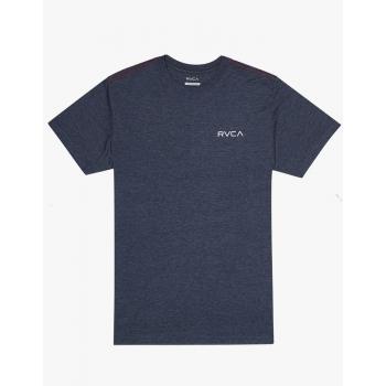 RVCA T-SHIRT LOGO BIG BLACK