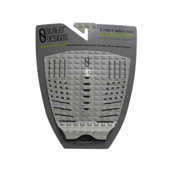 SLATER DESIGN 3 PIECE TRACTION ARCH PAD GREY