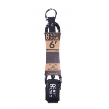 SLATER DESIGNS LEASH 6'0'' COMP 5,5 mm