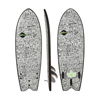SOFTECH KYUSS KING ROCKET FISH 4'8""