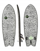 "SOFTECH KYUSS KING FISH 5'8"" FCSII SOFTBOARD"