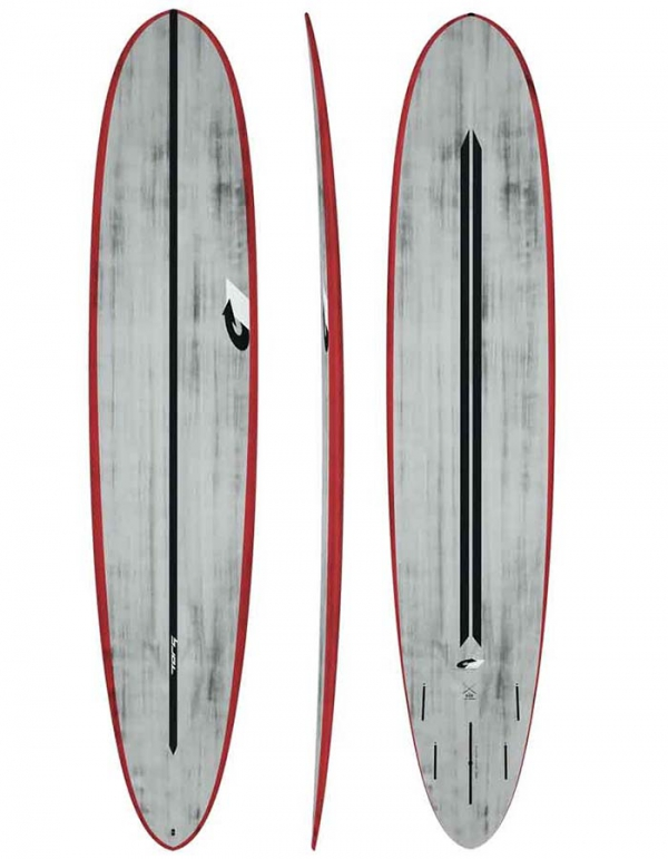 TORQ ACT THE DON 9'1'' HP PERFORMER LONGBOARD 4+1