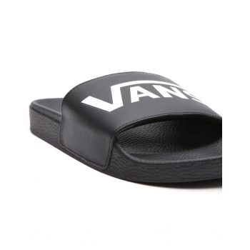 VANS SLIDE-ON SANDALS BLACK