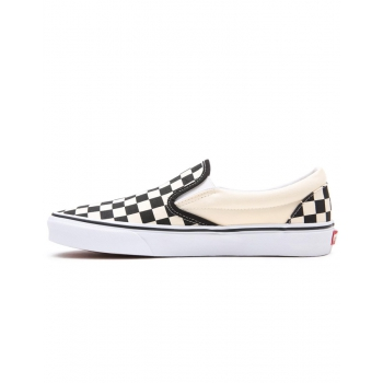 VANS CHECKERBOARD CLASSIC SLIP-ON SHOES