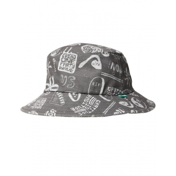 MORE MATE LESS HATE BUCKET HAT