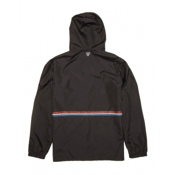 VISSLA DREDGES III WINDBREAKER JACKET